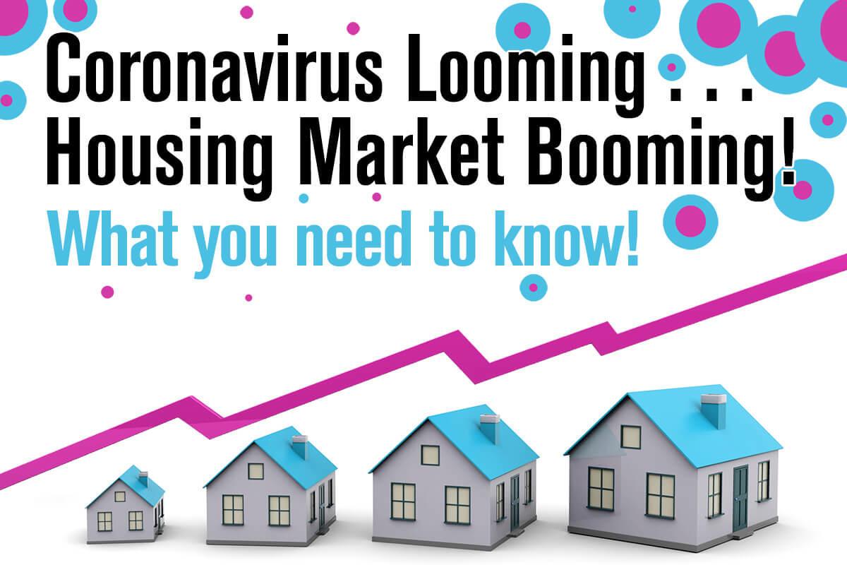 The Housing Market & Coronavirus - Updated September 2020