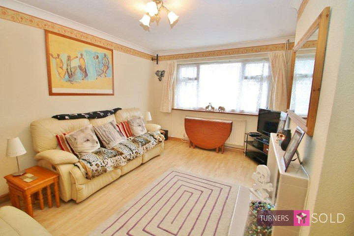 Living room of property in St James Avenue Sutton, Turners Property
