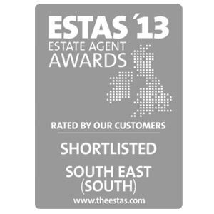 Shortlisted for The ESTAS 2013 Awards