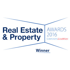 Winner of the Most Outstanding Online Property Marketing services 2016