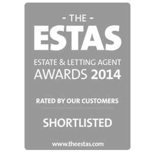 Shortlisted for The ESTAS 2014 Awards